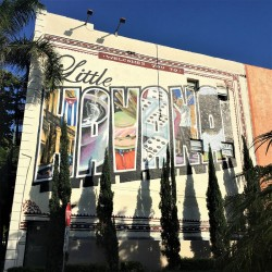 Learn About Little Havana in a Classic Convertible Car Tour with Guide