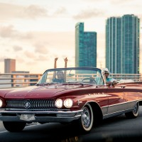 1960 Buick Electra Miami Causeway