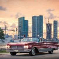 1960 Buick Electra Miami Skyline