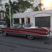 1960 Buick Electra Photo Prop