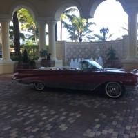 1960 Buick Electra Aqualina Hotel Miami Beach