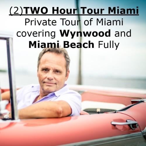 2HR Tour Wynwood / Miami Beach