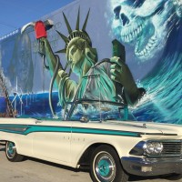 1959 Edsel Corsair at Wynwood