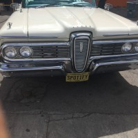 1959 Edsel Corsair Perfect Miami Convertible
