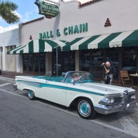 1959 Edsel Corsair - Little Havana