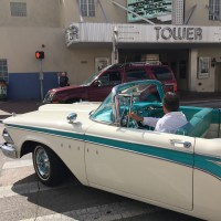 1959 Edsel Corsair in Little Havana