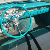 1959 Edsel Acqua interior