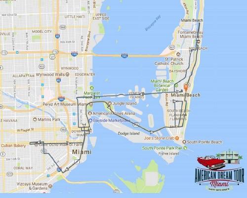 3HR Tour Miami Beach / Wynwood / Little Havana