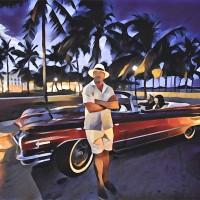 Tour Miami Beach, Collins, Art Deco District, South Beach with Night City Tours