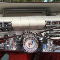 Inside a 1960 Buick Electra
