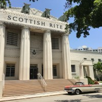 Scottish Rite Freemason temple Miami