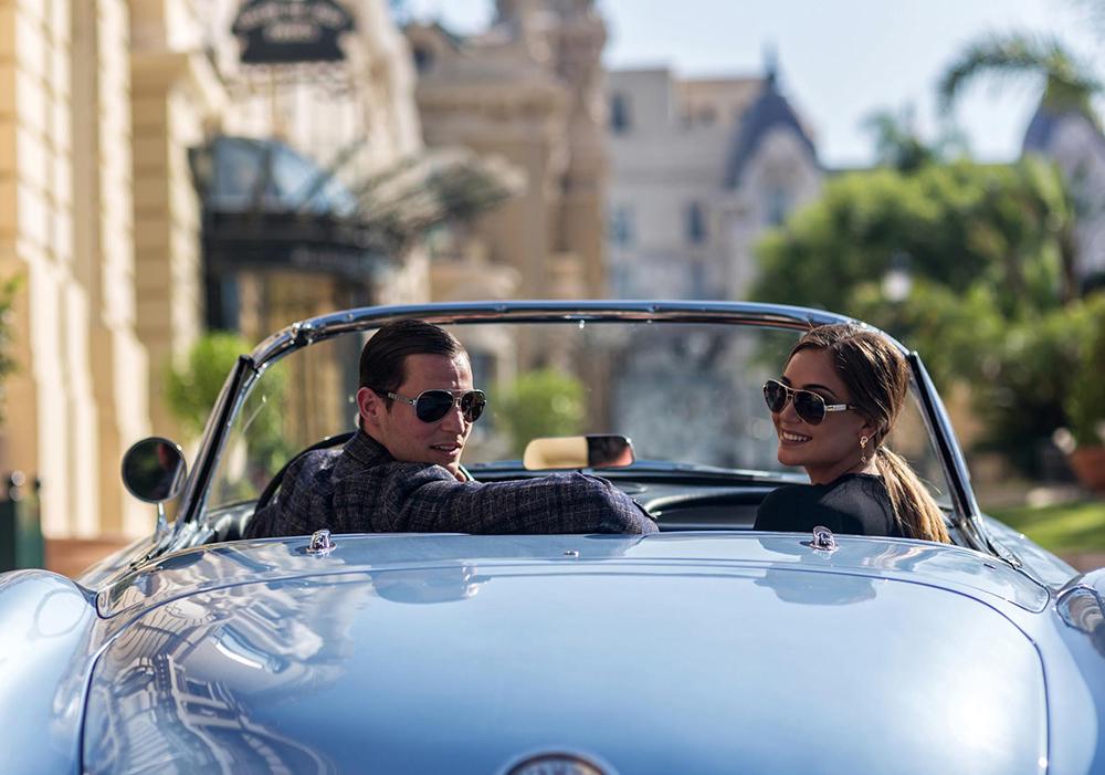 Classic Car Rental car Photo-shoot / Movies / Ads