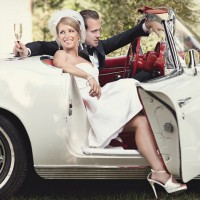 Rent Classic Car for Wedding