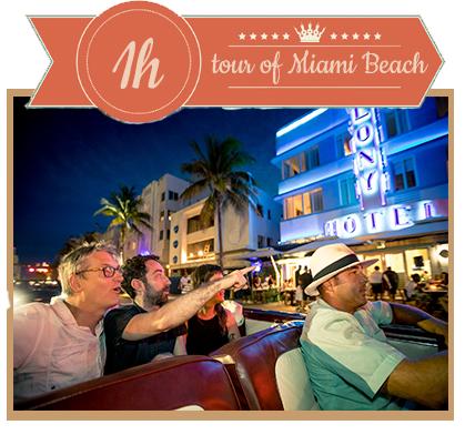 1 Hour Miami Beach Tour