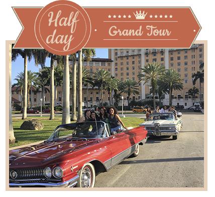 Half Day Tour Miami & Miami Beach