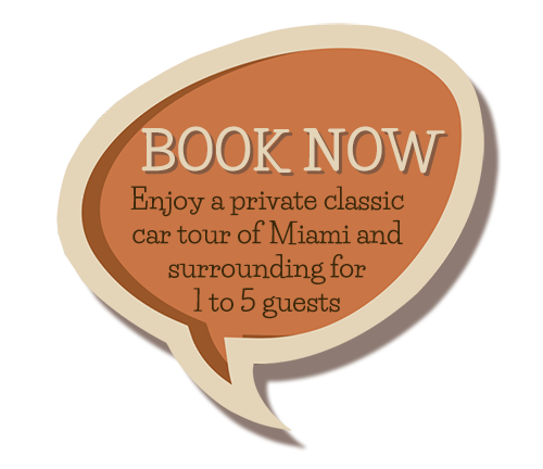 American Dream Tour Miami - Classic Car Tours