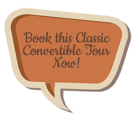 Book Convertible Classic Car Tour Miami, Touring Miami Beach, see Wynwood tour Coral Gables