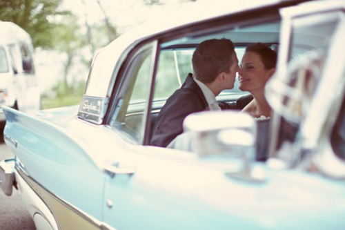Make Occasions Special and Rent a Classic Convertible- Miami Wedding