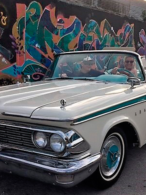 The Best Wynwood Miami Tour - Classic Car Tour